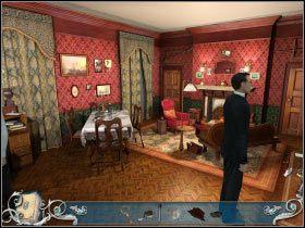 [48] - Baker Street (1) - Dzień 1 - Sherlock Holmes i tajemnica srebrnego kolczyka - poradnik do gry