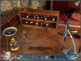 [49] - Baker Street (1) - Dzień 1 - Sherlock Holmes i tajemnica srebrnego kolczyka - poradnik do gry