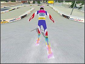 1 - Skok - sterowanie, porady - Skoki narciarskie 2005 - poradnik do gry