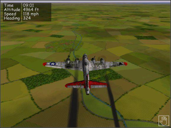 Z dwoma niedziałającymi silnikami B-17 daleko nie zaleci. - Awaria - Teoria - B-17 Flying Fortress II: The Mighty 8th - poradnik do gry