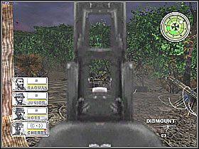 Zaczynamy przy szybkostrzelnym karabinie - Misja 3 Tet Offensive [01] - Conflict: Vietnam - poradnik do gry