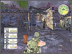 1 - Misja 3 Tet Offensive [02] - Conflict: Vietnam - poradnik do gry