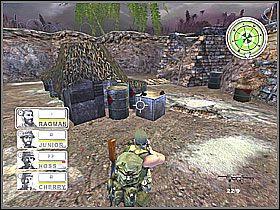 Należy jak najszybciej udać się w kierunku żołnierza, który na Was czeka - Misja 3 Tet Offensive [02] - Conflict: Vietnam - poradnik do gry