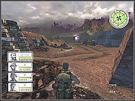 4 - Misja 3 Tet Offensive [02] - Conflict: Vietnam - poradnik do gry