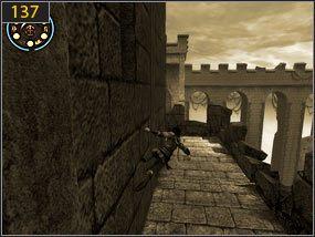 1 - Południowe przejście - teraźniejszość (3) - Mroczna dłoń losu - Prince of Persia: Dusza Wojownika - poradnik do gry