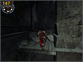 6 - Południowe przejście - teraźniejszość (3) - Mroczna dłoń losu - Prince of Persia: Dusza Wojownika - poradnik do gry