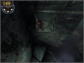 7 - Południowe przejście - teraźniejszość (3) - Mroczna dłoń losu - Prince of Persia: Dusza Wojownika - poradnik do gry
