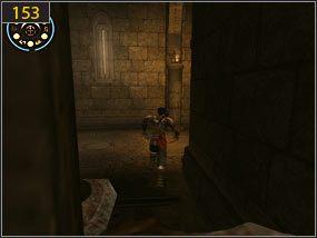 2 - Wejście do fortecy - przeszłość - Mroczna dłoń losu - Prince of Persia: Dusza Wojownika - poradnik do gry