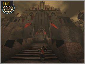 6 - Wejście do fortecy - przeszłość - Mroczna dłoń losu - Prince of Persia: Dusza Wojownika - poradnik do gry
