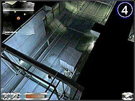 a następnie szybko się wychyl, zmień nóż na jakąś broń i zabij ostatniego strzałem w głowę (pokazuje to obrazek [03]) - Misja 2-B cz.1 - Gorky 02: Aurora Watching - poradnik do gry