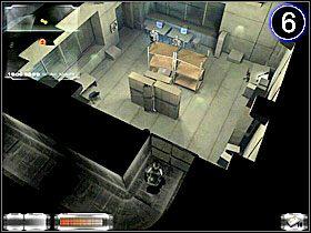 Z prawego pokoju zabierz sygnalizator dźwiękowy , a z lewego kulę z gazem obezwładniającym , apteczkę i amunicję do pistoletu maszynowego - Misja 2-B cz.1 - Gorky 02: Aurora Watching - poradnik do gry