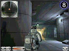 W kolejnej sali jest razem trzech strażników, z czego dwóch patrolujących - Misja 2-B cz.2 - Gorky 02: Aurora Watching - poradnik do gry