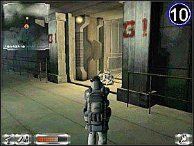 Idź do [09], przeszukaj to pomieszczenie a znajdziesz gaz obezwładniający i sygnalizator dźwiękowy - Misja 2-B cz.2 - Gorky 02: Aurora Watching - poradnik do gry