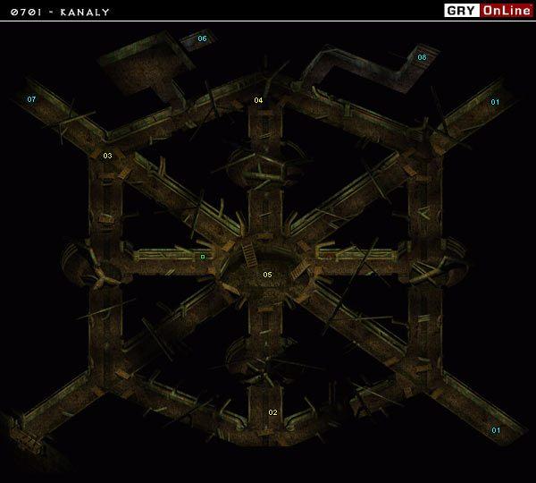 Do kanałów sprowadzają nas dwa zadania - 0701 - Kanały - Baldurs Gate II: Cienie Amn - opis lokacji - poradnik do gry