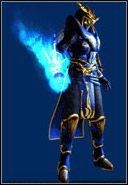 Mag to postać przeznaczona do walki dystansowej i walcząca tylko i wyłącznie magicznymi czarami - Dark Wizard - Postacie - MU Online - poradnik do gry