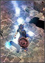 Wym - Dark Wizard - magia - Postacie - MU Online - poradnik do gry