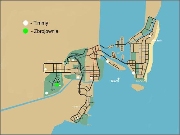 Timmy Vermicelli Driver 3 Miami