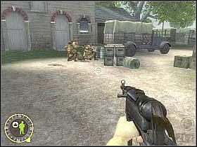 2 - Objective XYZ (4) - Rozdział 5 - Brothers in Arms: Road to Hill 30 - poradnik do gry