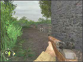 3 - Foucarville Blockade (1) - Rozdział 6 - Brothers in Arms: Road to Hill 30 - poradnik do gry