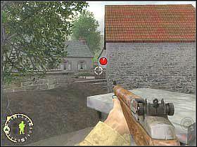 Skieruj się w stronę głównej ulicy - Foucarville Blockade (2) - Rozdział 6 - Brothers in Arms: Road to Hill 30 - poradnik do gry