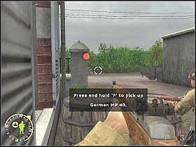 3 - Foucarville Blockade (2) - Rozdział 6 - Brothers in Arms: Road to Hill 30 - poradnik do gry
