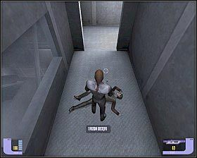 1 - - Prison Camp - WORF - Star Trek Deep Space Nine: The Fallen - poradnik do gry