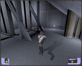 Wjedź windami na 2 piętro - - Arduria - WORF - Star Trek Deep Space Nine: The Fallen - poradnik do gry