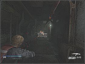Podejdź do miejsca, w którym znajdowały się beczki - Free Anna (2) - Statek - Cold Fear - poradnik do gry