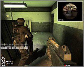 2 - Sklep Qwik Fuel - Akcja - Misja 3 - SWAT 4 - poradnik do gry