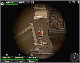Podejdź do narożnika muru przed tobą i delikatnie się wychyl - Misja 4 - Close Combat: First to Fight - poradnik do gry