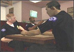 Otrzymujesz polecenie likwidacji siedziby gangu Vagos w East Los Santos - Los Santos - Tenpenny (G) - Misje - Grand Theft Auto: San Andreas - poradnik do gry