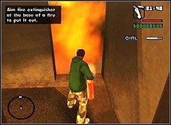 By jej nie mieć na sumieniu, biegnij na ratunek - Los Santos - Tenpenny (G) - Misje - Grand Theft Auto: San Andreas - poradnik do gry