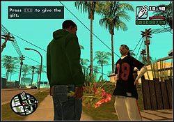 Pech chce, że zawalił się główny korytarz i musicie uciekać inną, dłuższą trasą - Los Santos - Tenpenny (G) - Misje - Grand Theft Auto: San Andreas - poradnik do gry