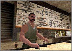 Sweet telefonicznie informuje cię, że wojna o wpływy z innymi gangami zatacza coraz większe kręgi - Los Santos - Sweet cd. - Misje - Grand Theft Auto: San Andreas - poradnik do gry