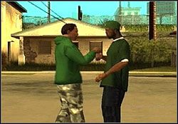 Ta misja jest aktywna między godziną 9 - Los Santos - Sweet cd. - Misje - Grand Theft Auto: San Andreas - poradnik do gry