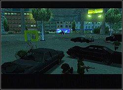 Wskakuj do wozu i pędź jak najszybciej pod wiadukt w Mulholland Intersection - Los Santos - Sweet cd. - Misje - Grand Theft Auto: San Andreas - poradnik do gry