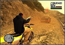 Podkradnij się pod dom od strony garażu i zaatakuj obstawę, mając broń maszynową dasz im spokojnie radę - Whetstone - Tenpenny (G) - Misje - Grand Theft Auto: San Andreas - poradnik do gry