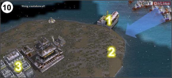 Czeka cię ostatni wysiłek, spójrz na obrazek (10) - [Korea] Misja 6 cz.3 - Empire Earth II - poradnik do gry