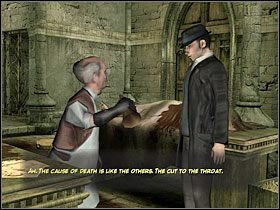 Dałby mi akta sprawy, ale schował je do skrytki i zapomniał jaka kombinacja ją otwiera - [Rozdział II] Stara kaplica cz.1 - Still Life - poradnik do gry