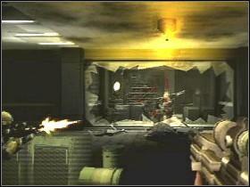 2 - Etap 4 (Piętro) - Solucja - Area 51 - poradnik do gry