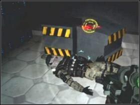 3 - Etap 4 (Piętro) - Solucja - Area 51 - poradnik do gry