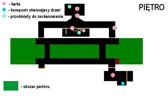 i wejdź do pokoju [07] ) - Etap 4 (Piętro) - Solucja - Area 51 - poradnik do gry