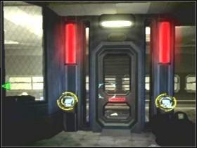 1 - Etap 4 (Piętro) - Solucja - Area 51 - poradnik do gry