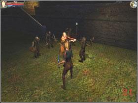 1 - Monastery - Fargrove - Dungeon Lords - poradnik do gry