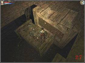 2 - Mausoleum, poziom 2 - Fargrove - Dungeon Lords - poradnik do gry