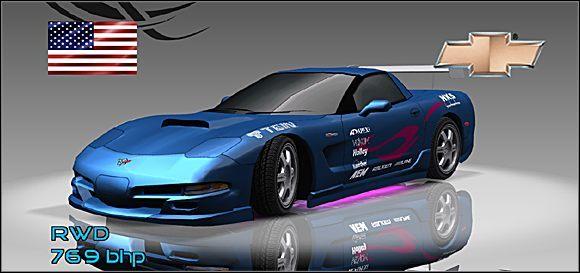 Klasa podstawowa - 5 - Chevrolet - Samochody - Juiced: Szybcy i Gniewni - poradnik do gry