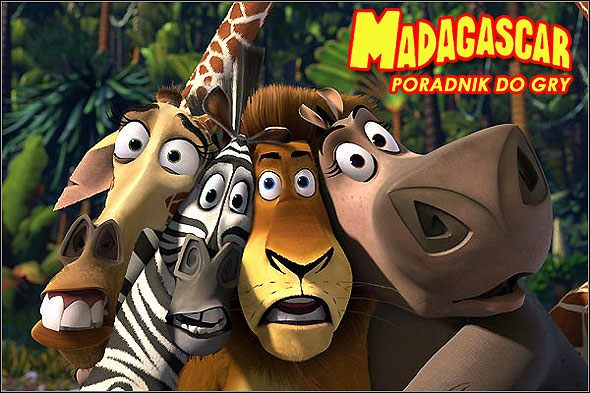 Witam w nieoficjalnym poradniku do gry Madagascar, produkcji o