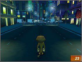 1 - N.Y. Street Chase - Solucja - Madagaskar - poradnik do gry