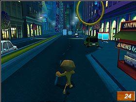 2 - N.Y. Street Chase - Solucja - Madagaskar - poradnik do gry