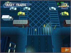 7 - N.Y. Street Chase - Solucja - Madagaskar - poradnik do gry